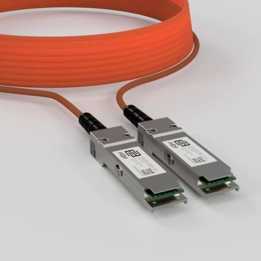 100G Active Optical Cable