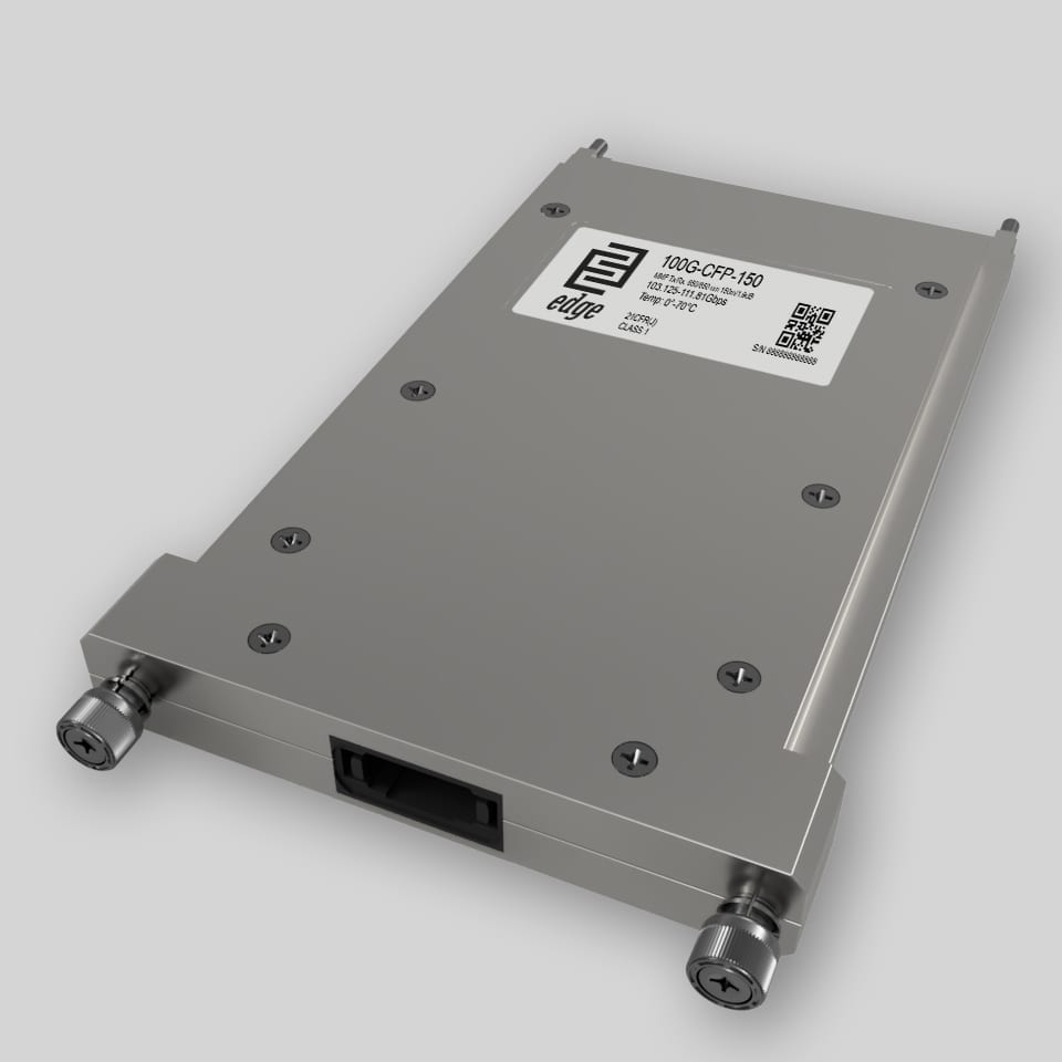 100GBASE-SR10 CFP Picture 100G-CFP-150